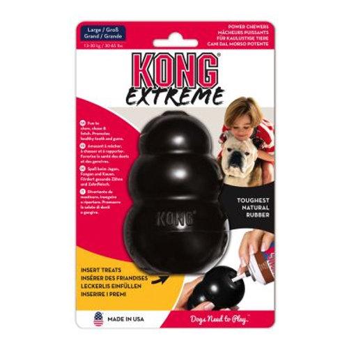 Kong Extreme- Brinquedo recheável resistente para cães Tam L