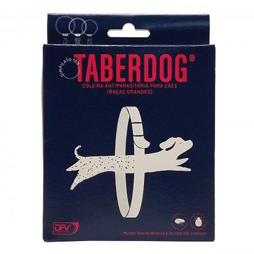 Coleira Taberdog Antiparasitária 40cm Pequena