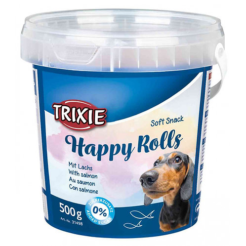 Treats Soft Snacks Happy Rolls 500gr