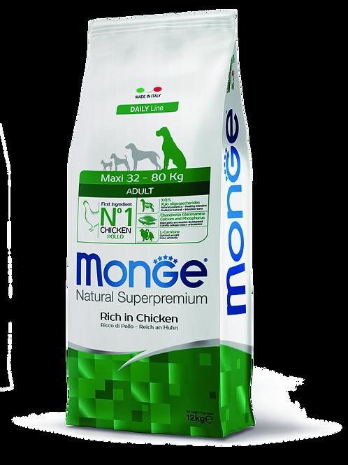 Monge Superpremium Dog Daily Line Maxi Adult 12kg