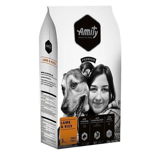 Amity Premium Lamb & Rice 3kg