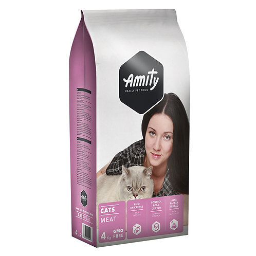 Amity Eco Line Cats Meat 4kg