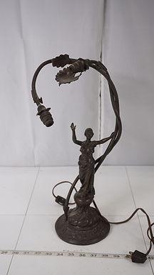 Art Deco Figural Table Lamp