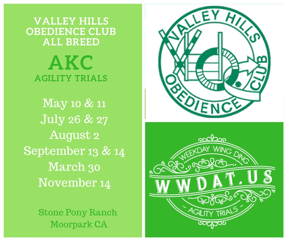 VHOC  All breed agility trials