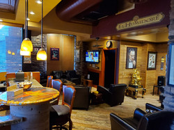 Fat Buddha Cigar Club - Lounge
