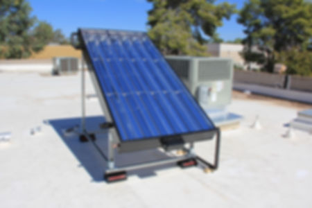 SunTrac USA Panel - Commercial Installation - Renewable Energy HVAC