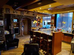 Fat Buddha Cigar Club - Bar Area