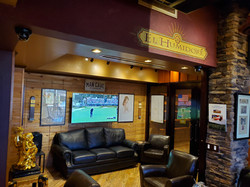 Fat Buddha Cigar Club - Humidor Lounge Area
