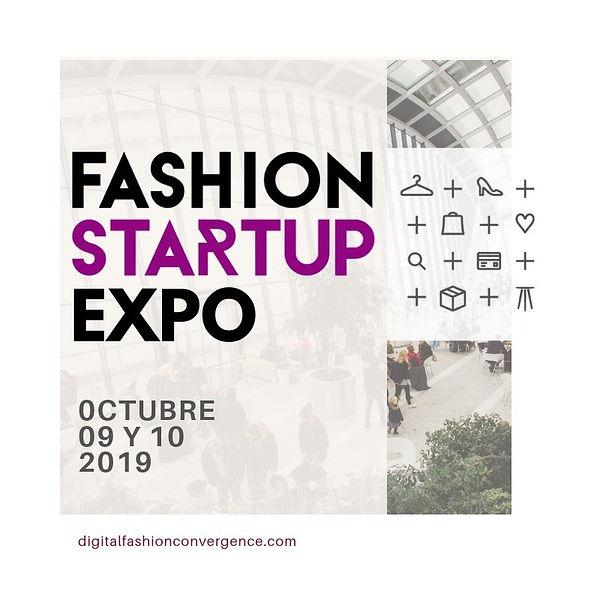 FASHION STARTUP EXPO