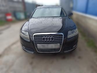 Audi A6 C6.