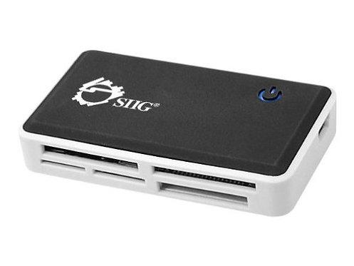 SIIG USB Multi-Slot Card Reader/Writer