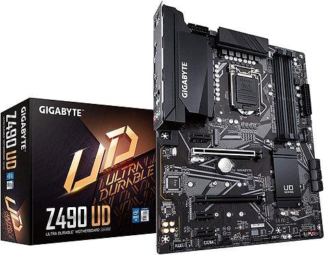 GIGABYTE Z490 UD Intel Gaming Motherboard
