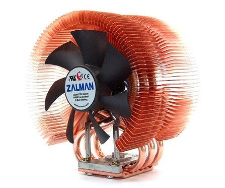 Zalman Silent Fan Pure Copper Heatsink CPU Cooler