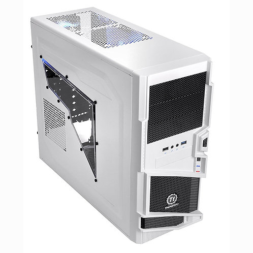 Thermaltake Commander Snow Edition Gaming Case