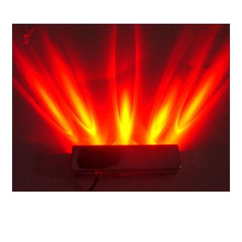 Logisys 5 LED Lazer Light (RED)