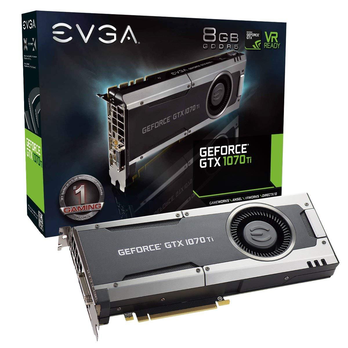 EVGA GeForce GTX 1070 Ti