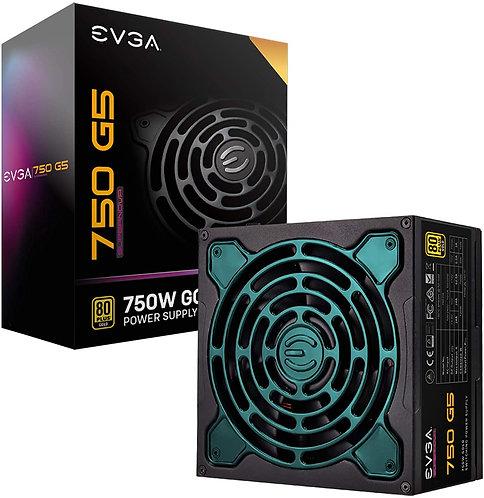 EVGA SuperNOVA G5 750W Modular Power Supply