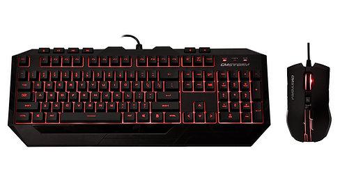 CM Storm Devastator - LED Gaming KB and Mouse