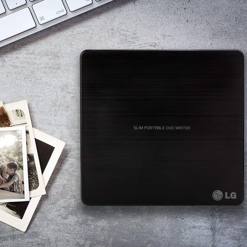 8X USB Super Multi Ultra Slim Portable DVD Writer