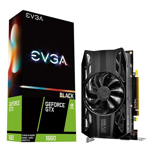 EVGA GeForce GTX 1660 Black 6GB