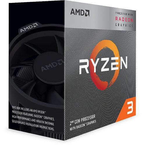 AMD Ryzen 3 3200G 3.6 GHz Quad-Core AM4 Processor