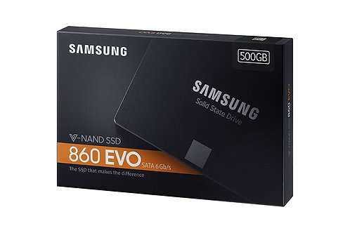 Samsung 860 EVO 500GB SATA III Internal SSD