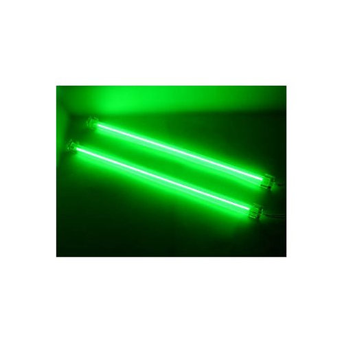 "LOGISYS 12"" Dual Cold Cathode (GREEN)"
