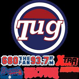 Tug Radio Stations Social Logo - Square.