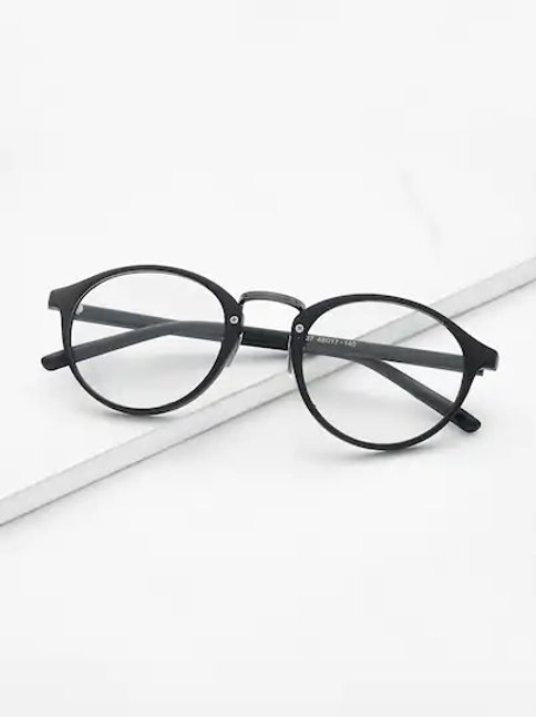 Очила - Black frames