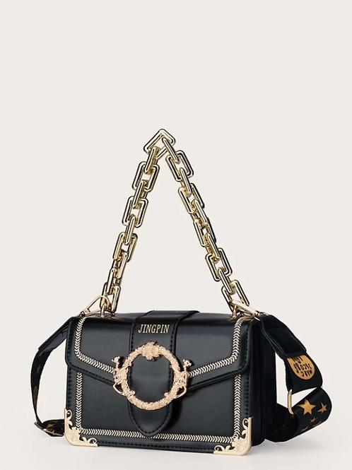 Чанта- Black queen