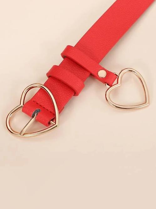 Колан - Red hearts