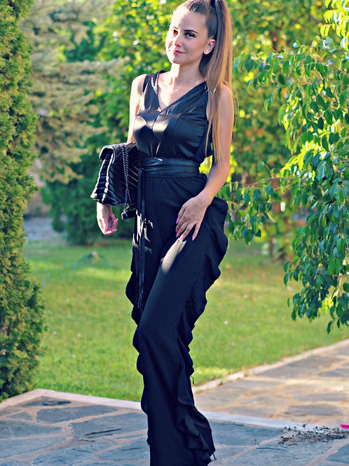 *Гащеризон - Black jumpsuit