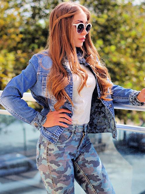 Яке- Double-sided jacket