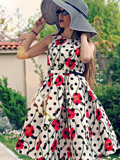 *Шапка - Black & White summer