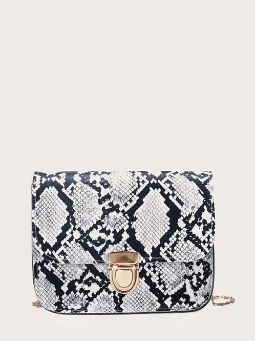 Чанта- White snake