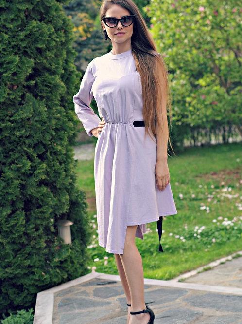 Рокля - Lilac dress