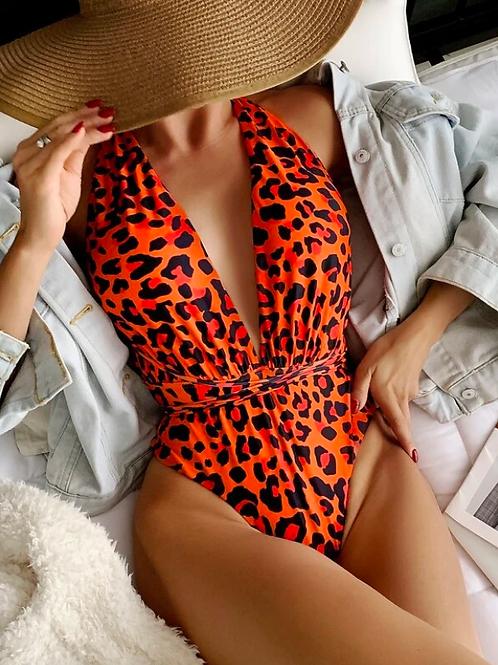 Бански- Leopard style