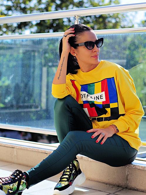 Блуза - OFFLINE