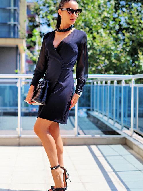 *Рокля - Style in black