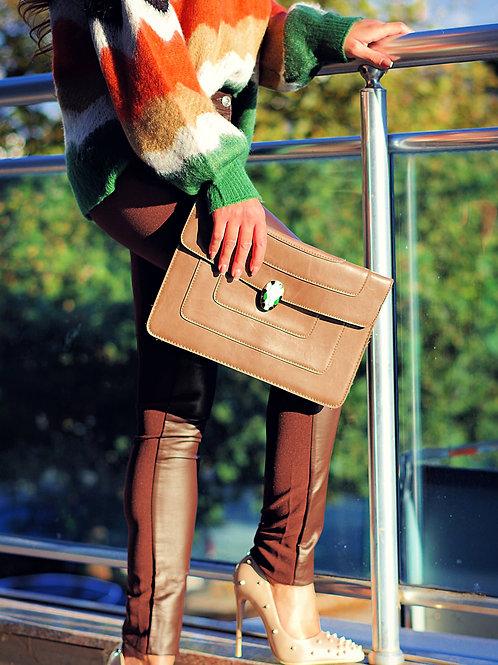 Чанта- Brown style