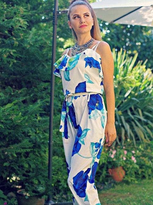 Сет - Blue flowers