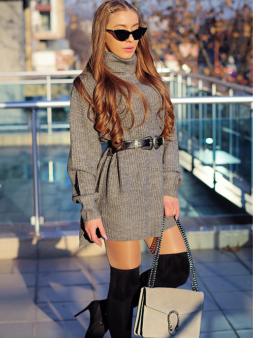 *Блузон - Grey winter