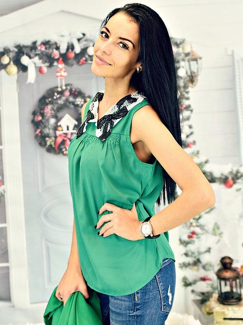 *Риза-Green top