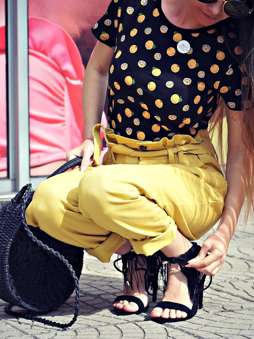 *Обувки- Black summer