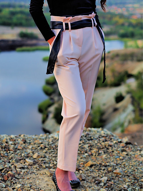 Панталон- High waist pants