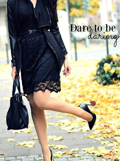 Яке- Style in black