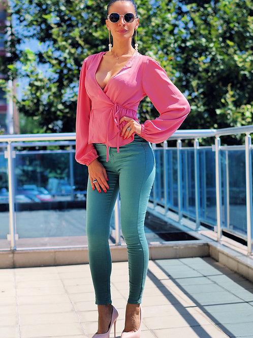 Блуза - Pink autumn