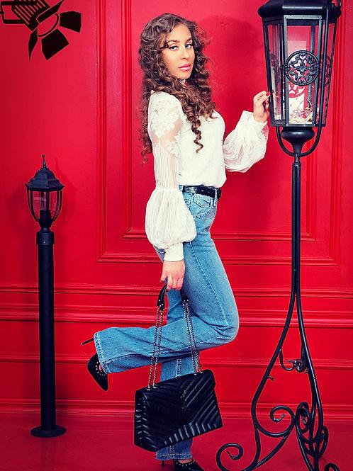 Блуза- White style
