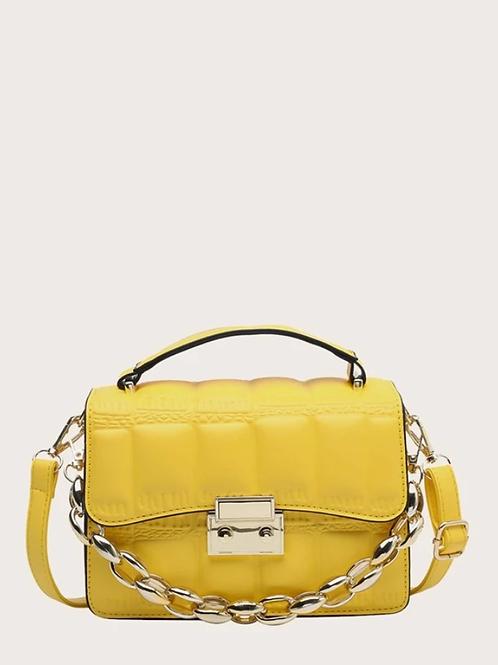 Чанта- Yellow style