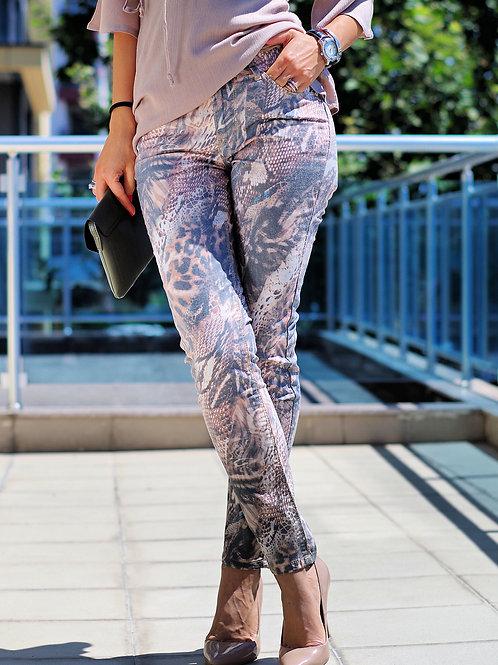 Панталон -Animal print